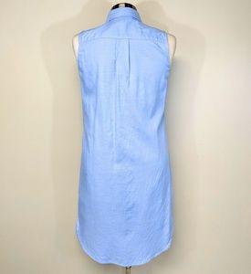 Banana Republic Dresses - Banana Republic Oxford Shirt Dress